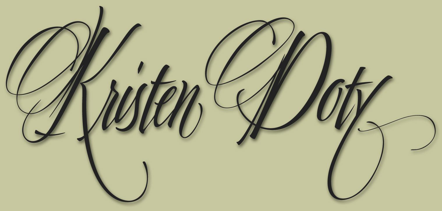 Kristen Doty Artist